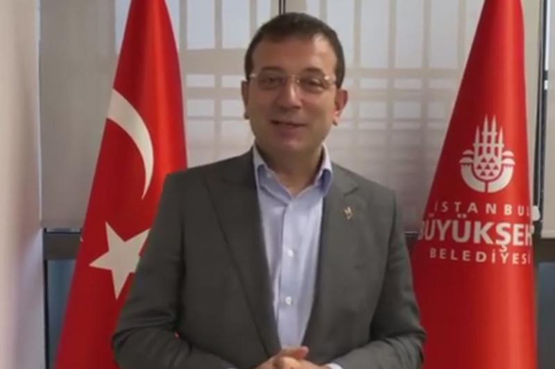 伊斯坦布尔市市长致以独立日节日祝贺