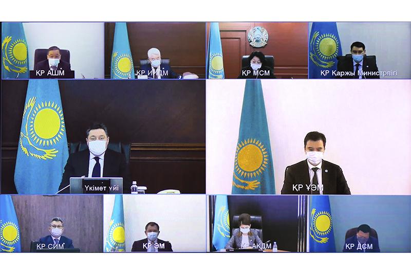 """政府总理召开工作会议讨论""""百步计划""""落实问题"""