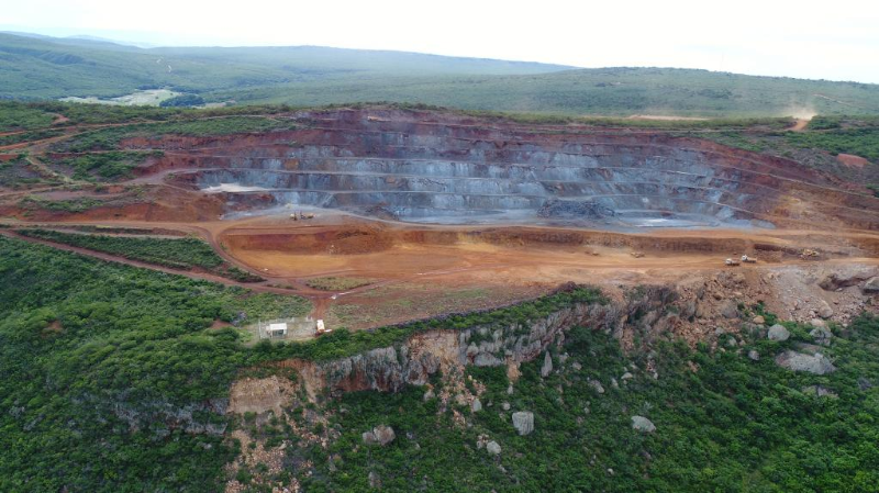 哈欧亚资源集团在巴西开发大型铁矿石项目