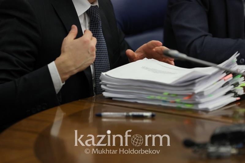 В Центре непартийного наблюдения за выборами прошла встреча с представителями партии «Ак жол»
