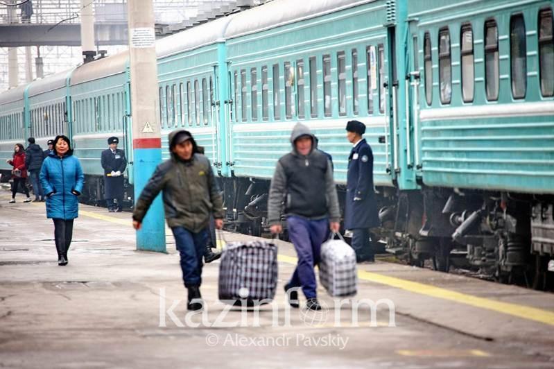 Более тысячи туркестанцев переехали в северные регионы