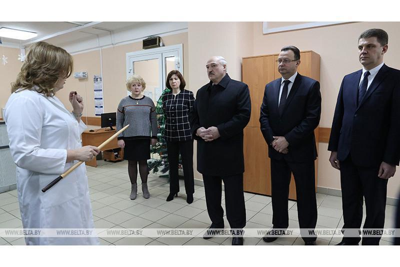 卢卡申科:白俄罗斯公民将自行决定是否接种疫苗