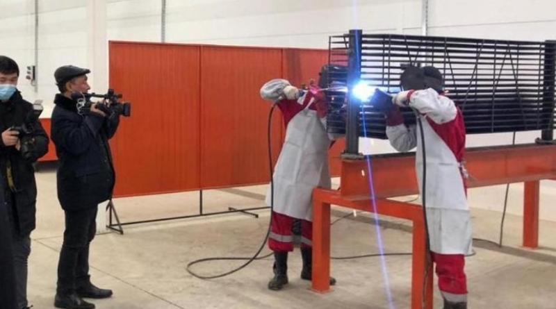 乌拉尔散热器加工厂投产 可替代中国进口产品