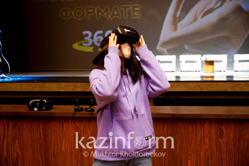Спектакли театра «Астана балет» доступны для просмотра в формате 360 градусов