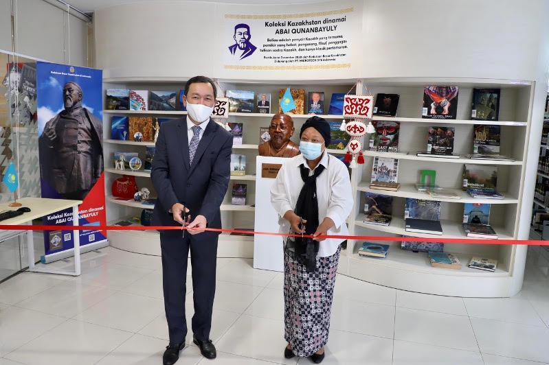 阿拜作品集首次以印尼文出版发行