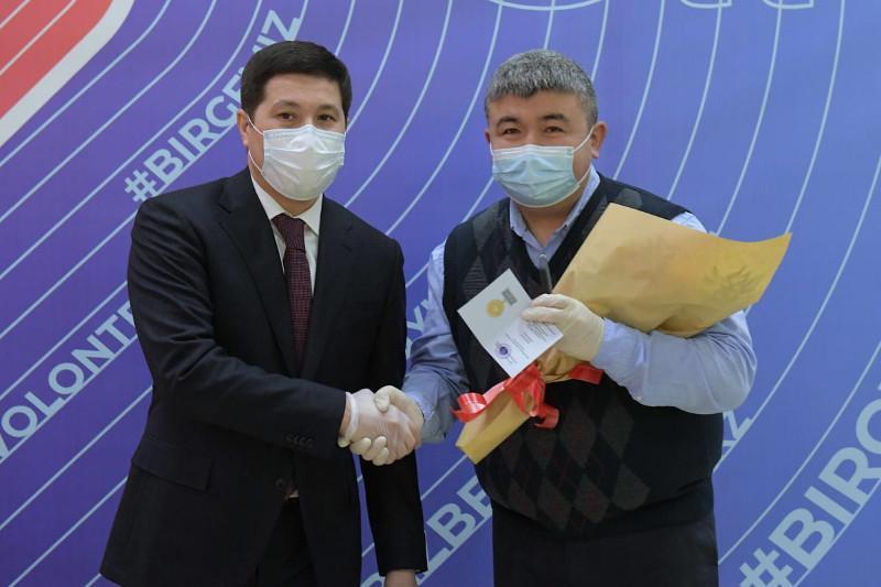 Павлодар облысында Волонтерлер жылының қорытындысы шығарылды