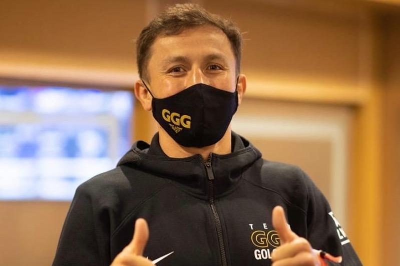 GGG conveys New Year greetings in video