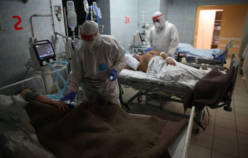 Ресейде бір тәулікте 27 мың адам коронавирус жұқтырды