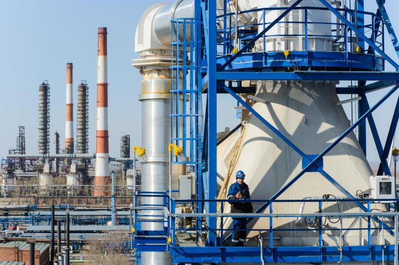 阿特劳州计划投资建天然气加工厂