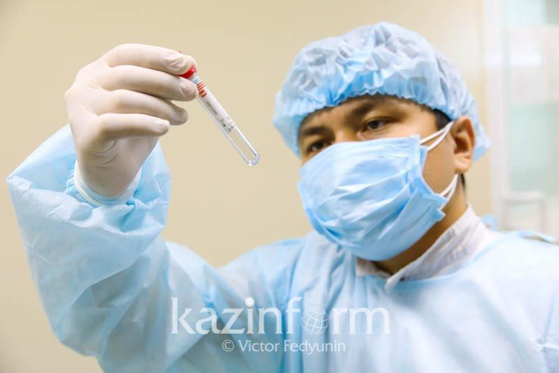 8 districts in N Kazakhstan report new coronavirus cases