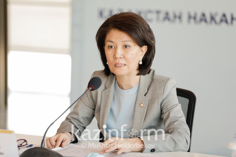 Қазақстанның саяси жүйесі заманауи талаптарға сай дамып келеді – Зарема Шәукенова