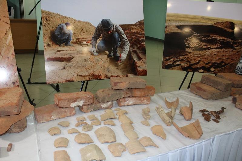 Уникальные археологические памятники изучают на севере Казахстана