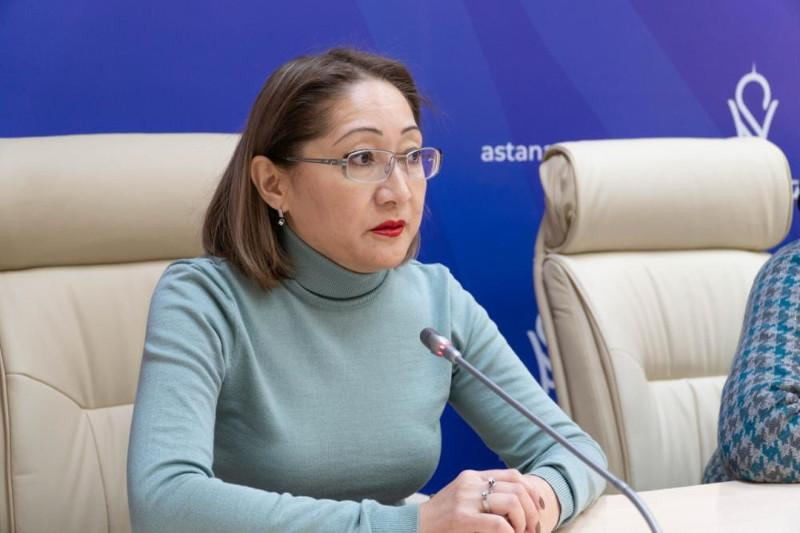 New chief state sanitary doctor of Kazakh capital named