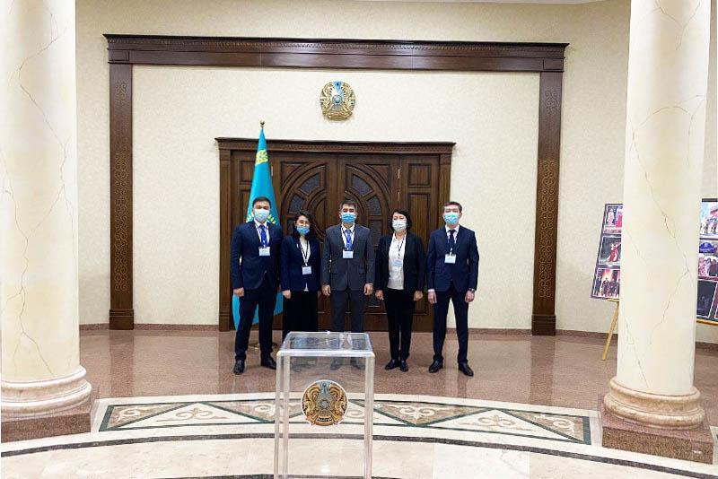 В Ташкенте проходит голосование на выборах в Мажилис Парламента РК