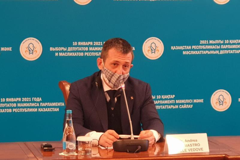Казахстан демонстрирует высокий уровень демократического развития - депутат Парламента Италии