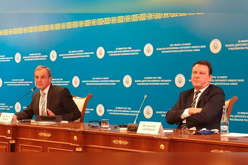 Выборы в Казахстане проходят с соблюдением всех международных норм - делегация от Европарламента