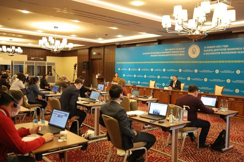 Наблюдатель из Германии: Активность казахстанцев на выборах - шаг для развития демократического общества