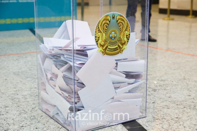 Партия «Nur Otan» лидирует по результатам Еxit poll Института демократии