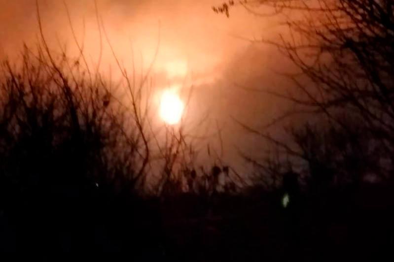 Зарево над Атырау: нефтеперерабатывающий завод пояснил появление огромного факела
