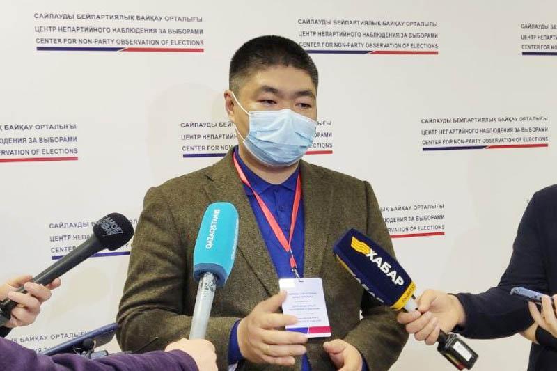 Выявленные нарушения не повлияли на результаты голосования – Нурлан Утешев
