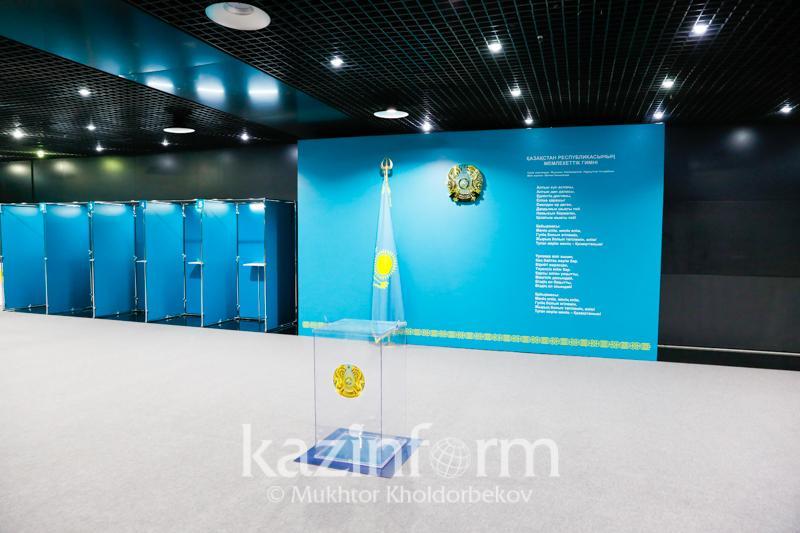 В АНК проходят выборы депутатов Мажилиса Парламента РК