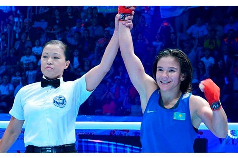Казахстанки стартовали с победы на турнире по боксу в Сербии
