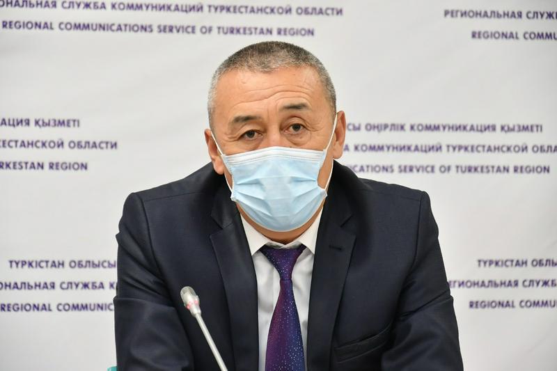 Коронавирус: Туркестанская область - в «зеленой» зоне