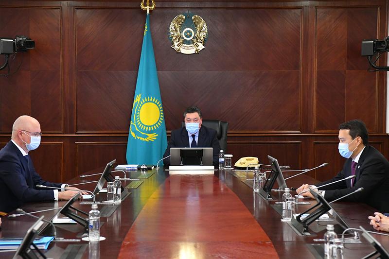 Американская «Valmont Industries» откроет в Казахстане завод передовых систем орошения