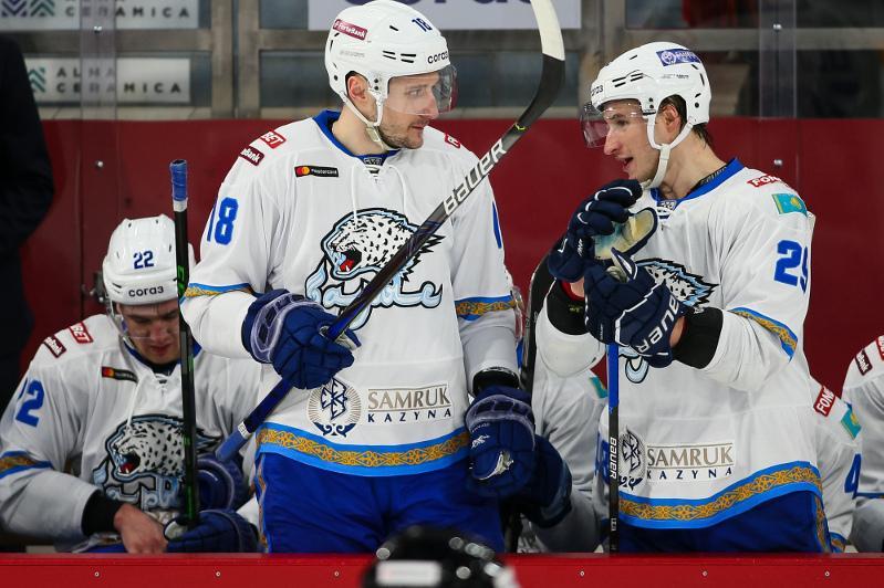 Хоккей: «Барыс» «Ак Барстан» жеңіліп қалды