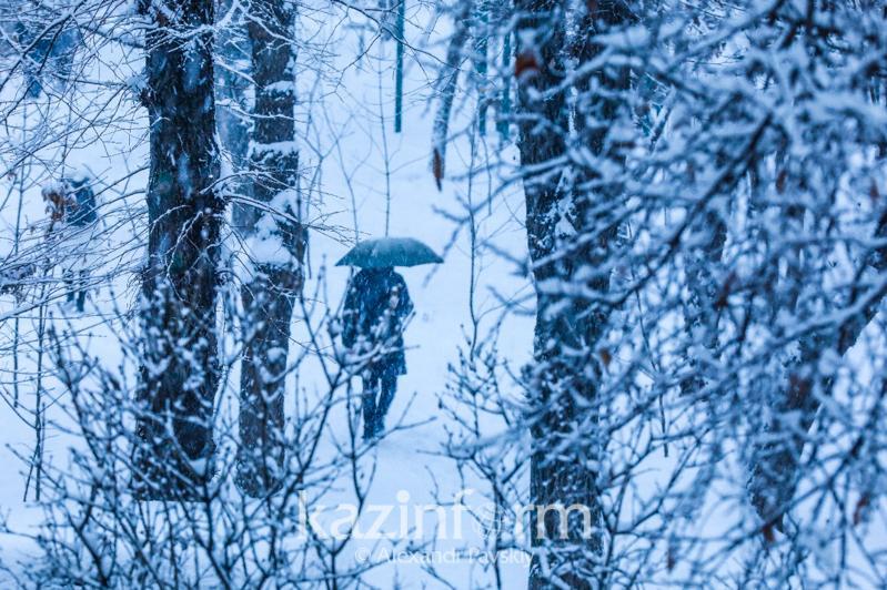Какой будет погода в Казахстане 14-16 января