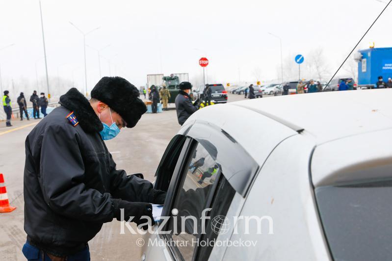 Режим карантина вводится в Талдыкоргане