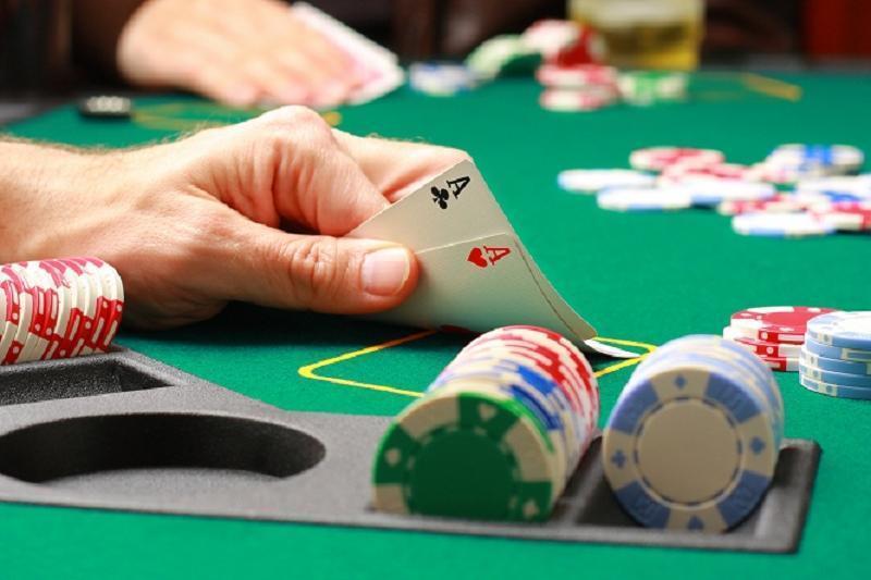 Қапшағайда полицейлер жасырын жұмыс жасаған казиноны анықтады