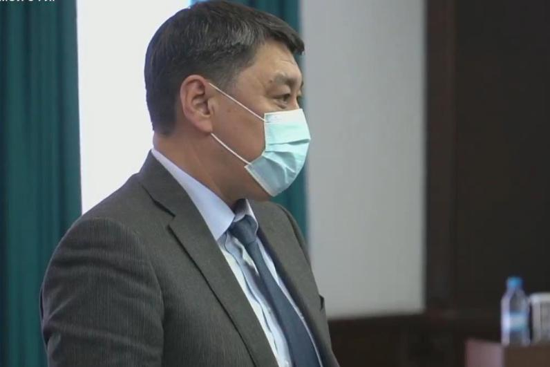 Павлодар облыстық мемлекеттік кірістер департаментінің басшысы ауысты