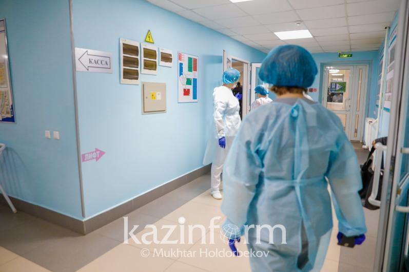 COVID-19: Kazakhstan in 'yellow zone'
