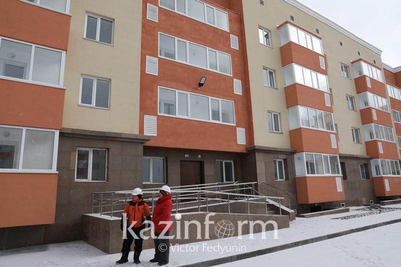 Түркістанда тұрғын үй құрылысы 2,5 есеге артты