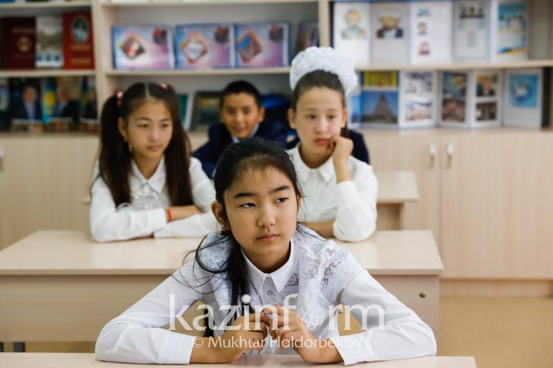 Ерлан Киясов прокомментировал обучение школьников в штатном режиме в морозные дни