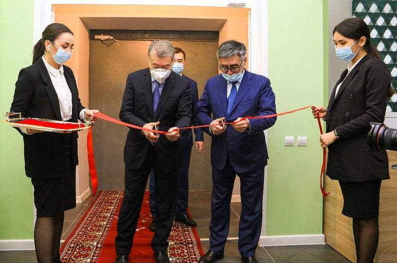 Центр примирения открыли в Усть-Каменогорске