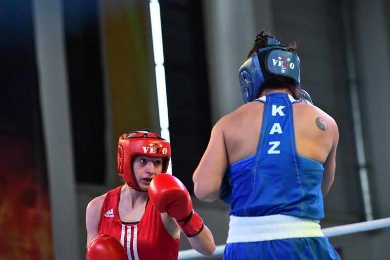 Жеті қазақстандық боксшы «Ұлттар кубогі» турнирінің жартылай финалына шықты