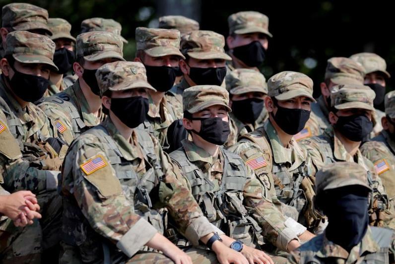 Военное командование США напомнило военнослужащим о присяге