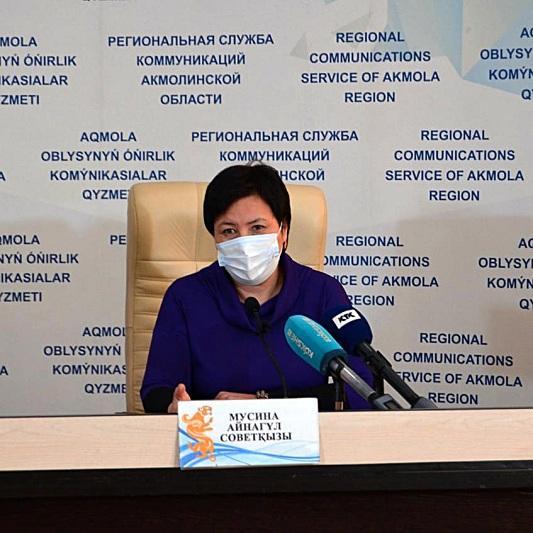 Акмолинцам разъяснили новое постановление главного санитарного врача региона