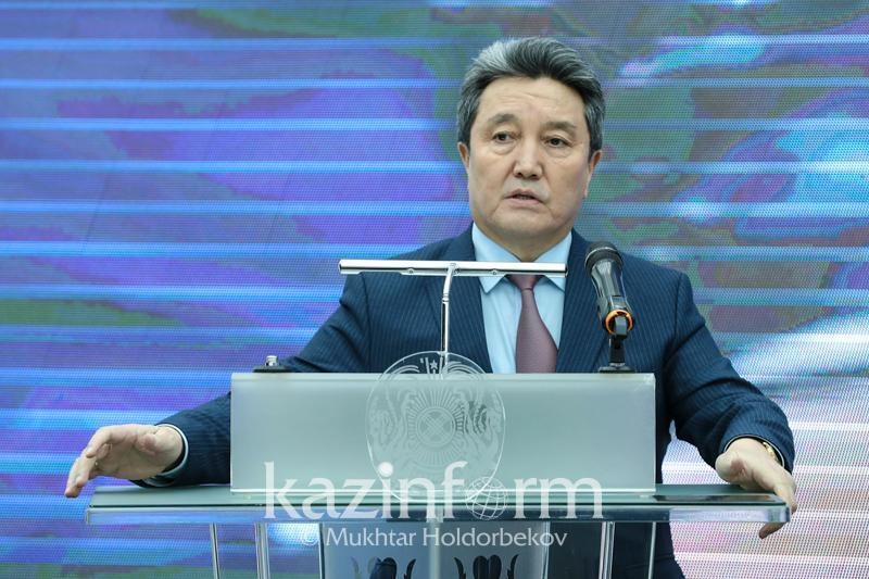 Director of Library of First President of Kazakhstan relieved of his duties
