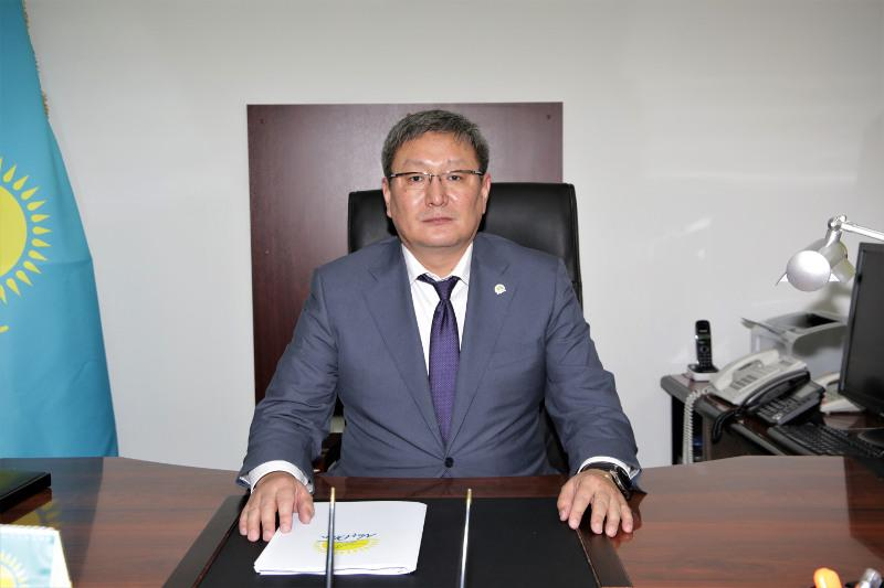«Nur Otan» партиясы Жамбыл облыстық филиалы төрағасының бірінші орынбасары тағайындалды