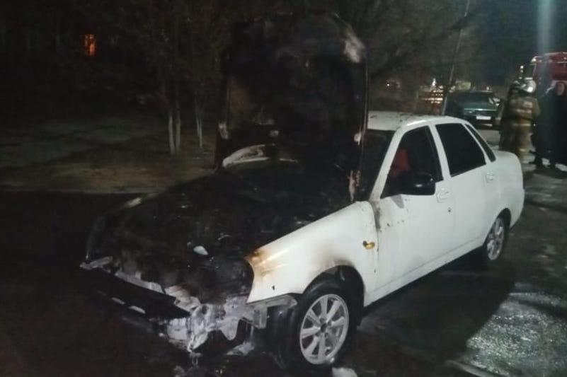 Взрыв автомобиля предотвратили военнослужащие Нацгвардии в Шымкенте