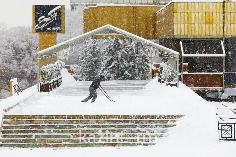 Какая погода ожидается в январе и феврале в Алматы