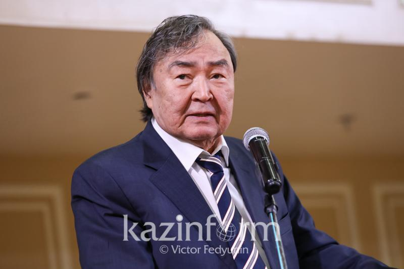 Olzhas Suleimenov and his spouse tested positive for COVID-19