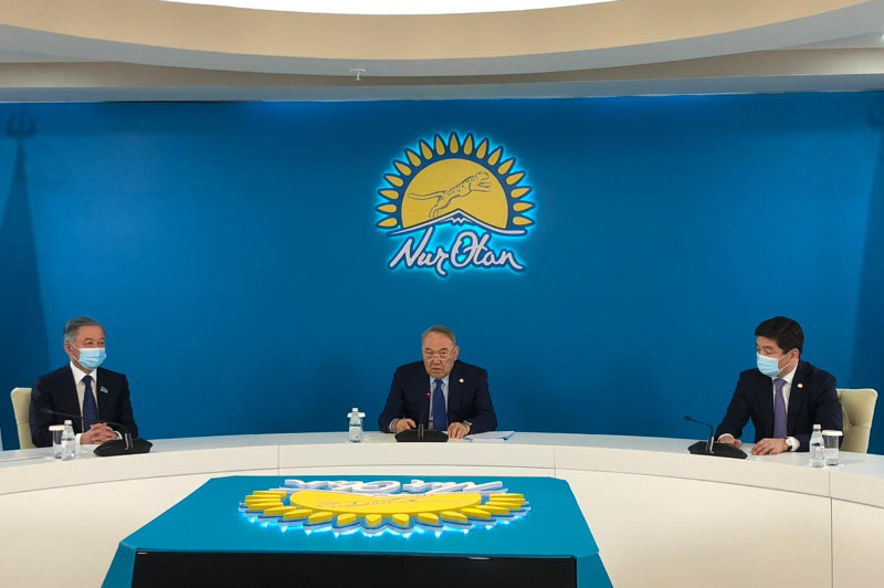 Elbasy nominates Nigmatulin to lead Nur Otan Party's parliamentary group