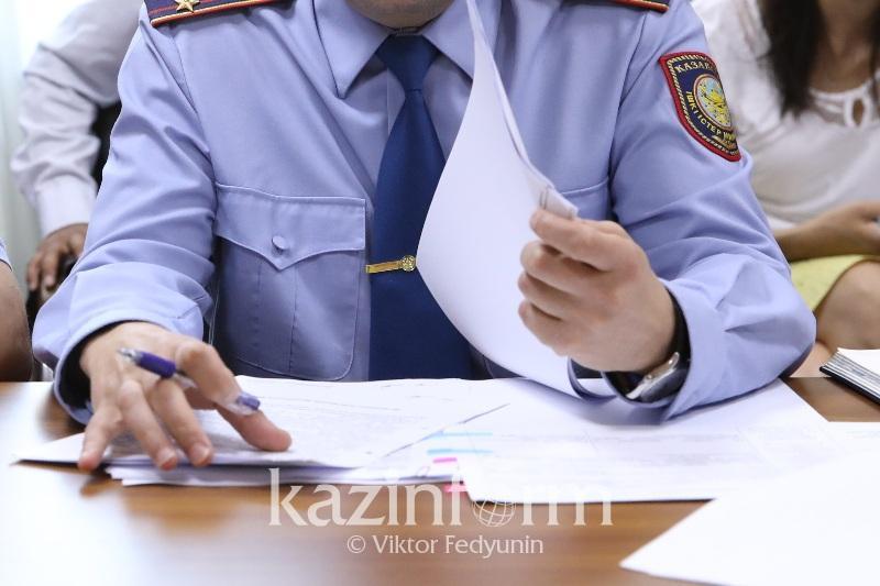 Түркістан облысының полицейлері жылдамдықты асырған 300 мыңға жуық жүргізушіні анықтады