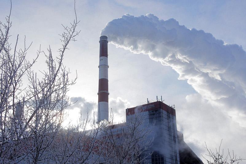 Модернизация столичной ТЭЦ-2 позволит фильтровать выбросы вредных веществ