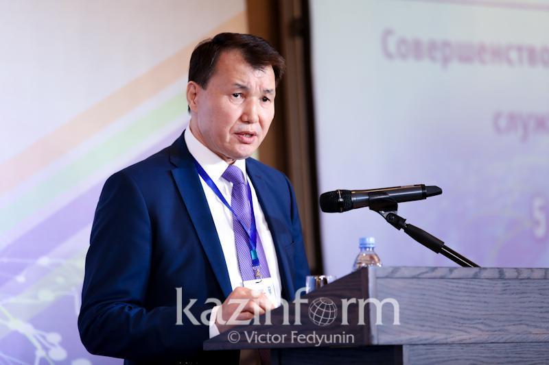 Алик Шпекбаев высказался о прозрачных кабинетах для работы акимов