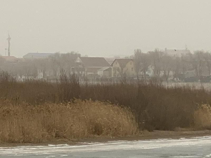 В связи со штормовым ветром в Атырау создан оперативный штаб